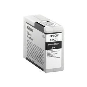 CARTOUCHE IMPRIMANTE EPSON Pack de 1 Cartouche d'encre photo -T850100 -