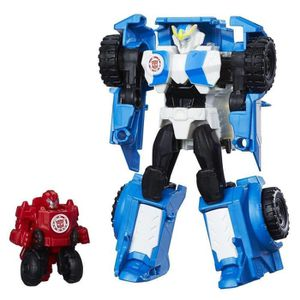 FIGURINE - PERSONNAGE TRANSFORMERS - RID ACTIVATOR COMBINER STRONGARM