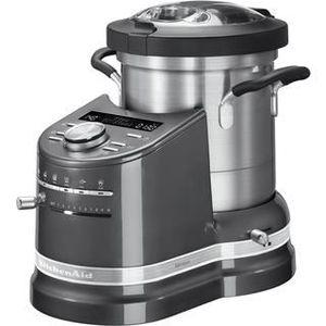 ROBOT DE CUISINE Robot Cook Processor Kitchen Aid Gris Etain