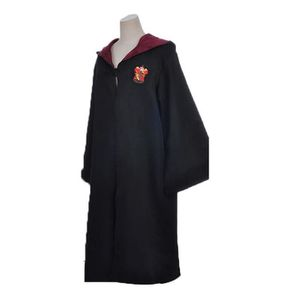 CAPE letgobuy Costume de Harry Potter Hogwarts Robe Deg