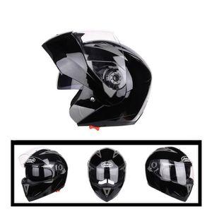 CASQUE MOTO SCOOTER Casque Moto Homme-Femme Adult Cross Couverture com