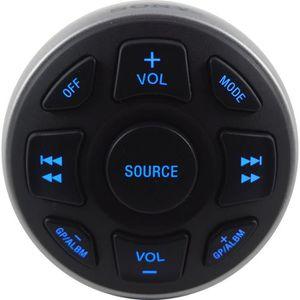 AUTORADIO BATEAU - HAUT-PARLEUR ÉTANCHE SONY RM-X11M Télécommande Marine IPX7
