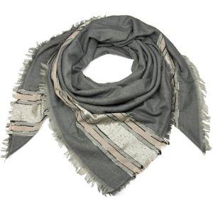 dc3715ae9 Echarpe femme hiver grise - Achat / Vente pas cher