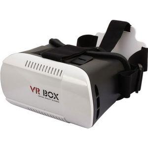 Lunettes connectées Vrbox Casque Realite Virtuelle Reglable Smartphone