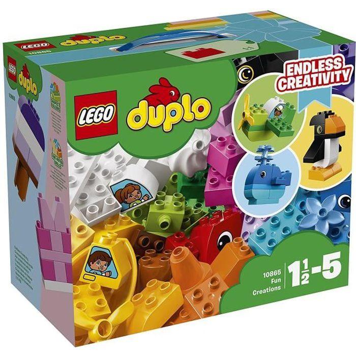 LEGO® DUPLO® 10865 Les créations amusantes