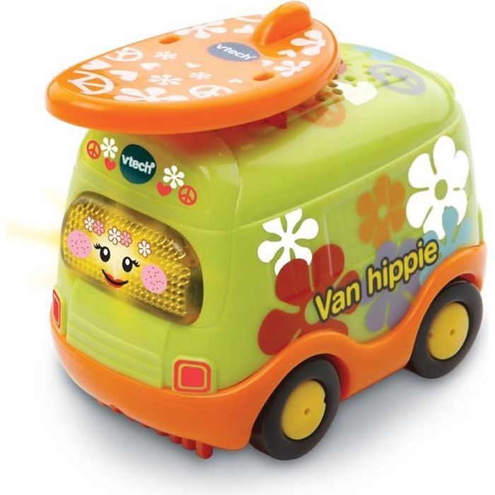 SKU PERE VTECH Tut tut bolides - vehicules edition speciale assortis