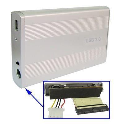 boitier externe pour disque dur ide 3 5 pouces prix pas cher cdiscount. Black Bedroom Furniture Sets. Home Design Ideas