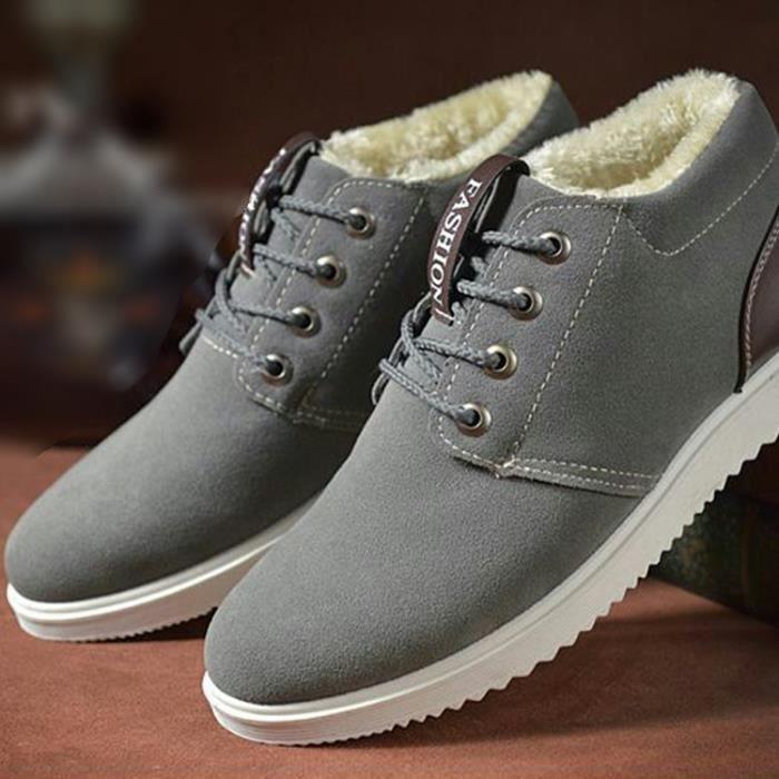 Bottine Luxe arrivee hiver De Bottine Chaussure Homme Meilleure Classique Qualité Marque Nouvelle w7rqFpwC