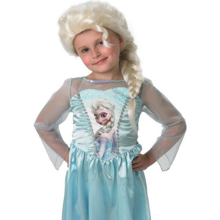 La reine des neiges perruque elsa achat vente - Image la reine des neiges elsa ...