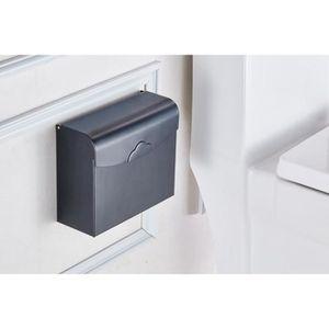 boite papier toilette achat vente boite papier toilette pas cher soldes d s le 10 janvier. Black Bedroom Furniture Sets. Home Design Ideas