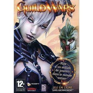 JEU PC GUILD WARS PROPHECY / PC CD-ROM