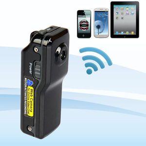 CAMÉRA MINIATURE Haut Qualité Surveillance A Distance Mini WIFI IP