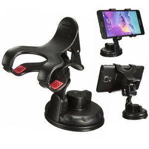 FIXATION - SUPPORT 360° Pare-brise Support Téléphone Portable Voiture