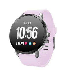 MONTRE CONNECTÉE Montre Connectée,Bluetooth Smartwatch Montre Sport