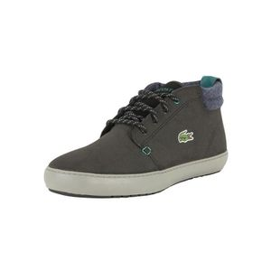 BASKET Lacoste Homme Ampthill Terra 417 1 CAM Leather Tra ...