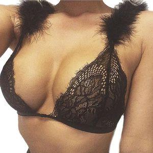 GILET - CARDIGAN Femmes Translucide Sous la poitrine Enveloppé Dent