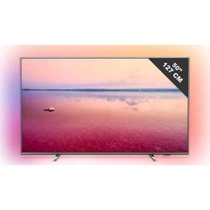 Téléviseur LED TELE LED DE 46 A 52 POUCES PHILIPS 50 PUS 6754/12