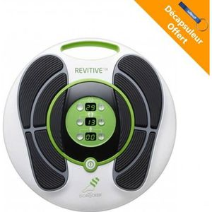 APPAREIL DE MASSAGE  REVITIVE IX Circulateur Stimulatoire Massage Pied