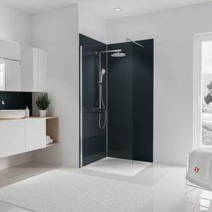 panneau mural salle de bain achat vente pas cher. Black Bedroom Furniture Sets. Home Design Ideas