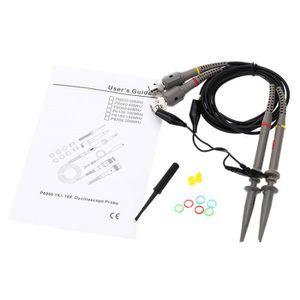 MULTIMÈTRE P6040 40MHZ X 10 X 1 sonde Oscilloscope Kit Sonde