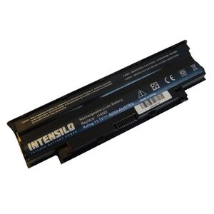 BATTERIE INFORMATIQUE INTENSILO Li-Ion batterie 6000mAh noir pour ordina