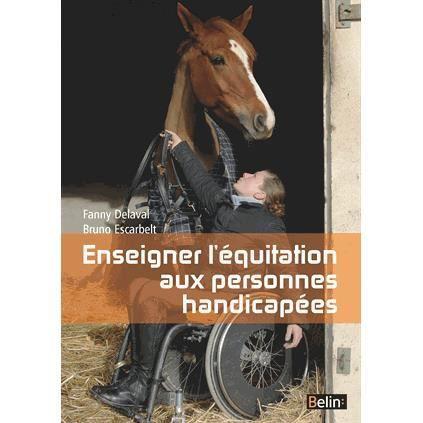 Enseigner l'équitation aux personnes handicapées