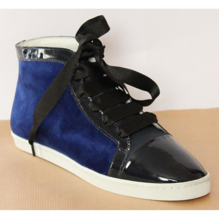 CHAUSSURES FEMME BASKETS T 36 TWINS FOR PEACE