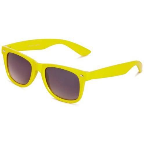 Eyelevel Lunettes de Soleil - Femme - Jaune (Yellow) - FR : Taille Unique (Taille fabricant : One Size) 8s9nmjlvgy