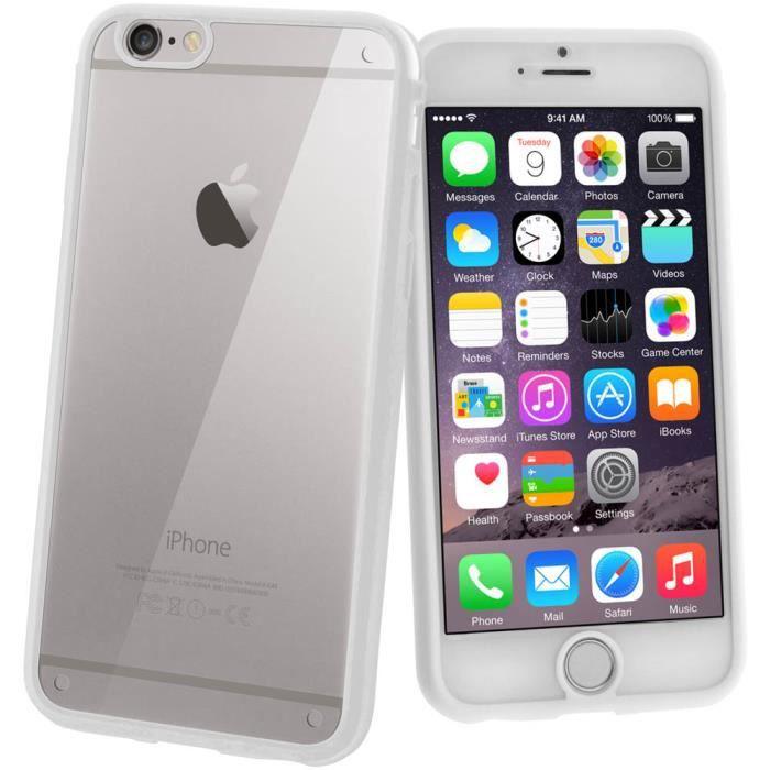 coque iphone 6 integrale transparente