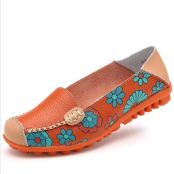 Loafer femme 2017 ete nouvelle marque de luxe chaussure Grande