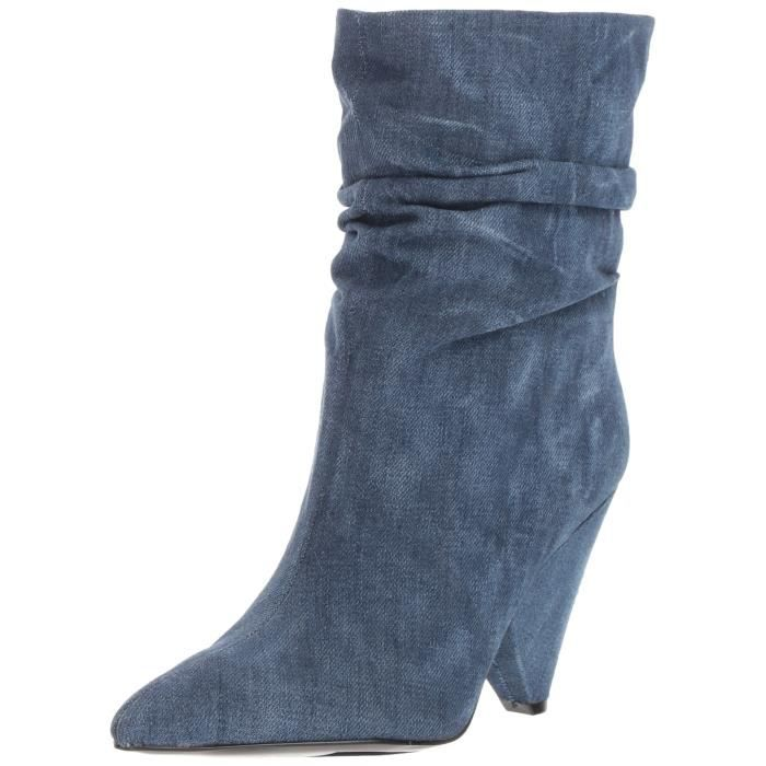 Guess Nakitta2 Mid Calf Boot V1Z72 Taille-38