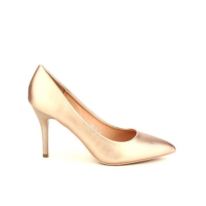 82885e70c439 Escarpins Rose Cendriyon Chaussures Escarpin Femme FdZanq