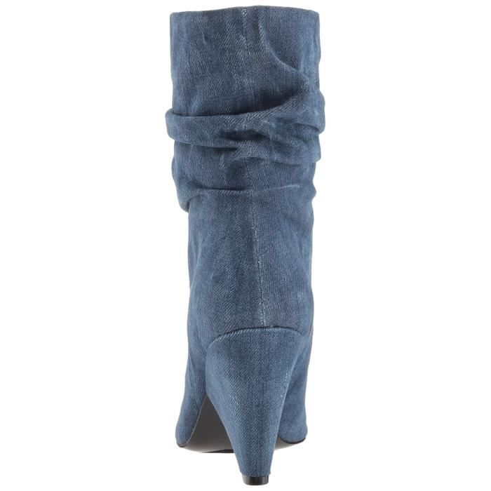Guess Nakitta2 Mid Calf Boot V1Z72 Taille-38 WnLcJ3T