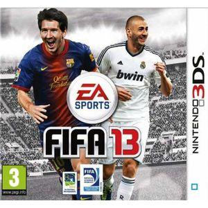JEU 3DS FIFA 13 2DS-3DS