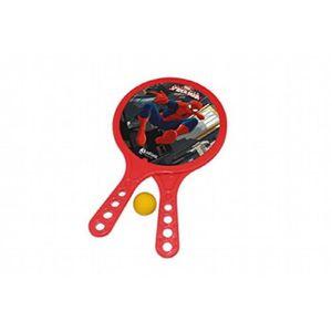 RAQUETTES DE PLAGE 883 Spider-man Ballon de plage Raquettes de tennis