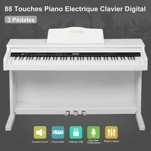 PIANO UBonheur 88 Touches Piano Electrique Clavier Digit