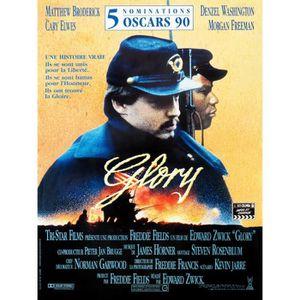 AFFICHE - POSTER GLORY reproduction affiche de cinéma en 60x80cm