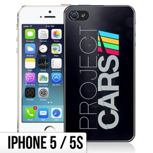COQUE - BUMPER Coque iPhone 5-5S Project Cars - Logo