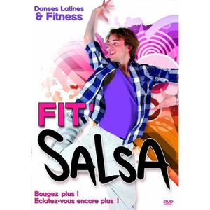 DVD DOCUMENTAIRE Fit Salsa