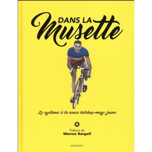 LIVRE SPORT Livre - dans la musette ; le cyclisme à la sauce k