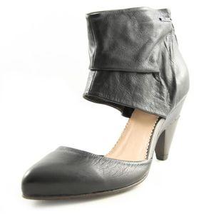 BOTTINE DIESEL bottines femme cuir VISAGE WOMEN noir