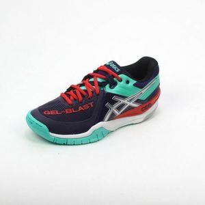 CHAUSSURES DE RUNNING Chaussures Asics GEL-BLAST 6 Violet/Turquoise ...
