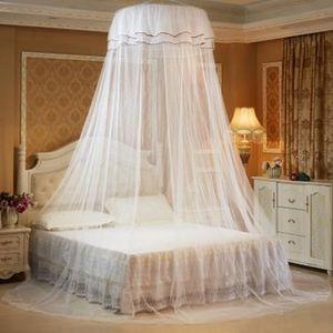 moustiquaire pour lit double achat vente moustiquaire pour lit double pas cher soldes d s. Black Bedroom Furniture Sets. Home Design Ideas