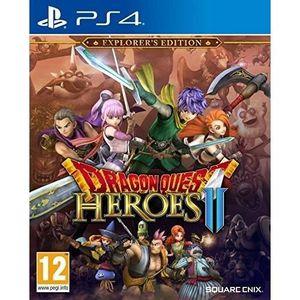 JEU PS4 Dragon Quest Heroes II (PS4) (New) [PlayStation 4]