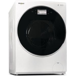 LAVE-LINGE Whirlpool FRR12451, Autonome, Charge avant, Blanc,