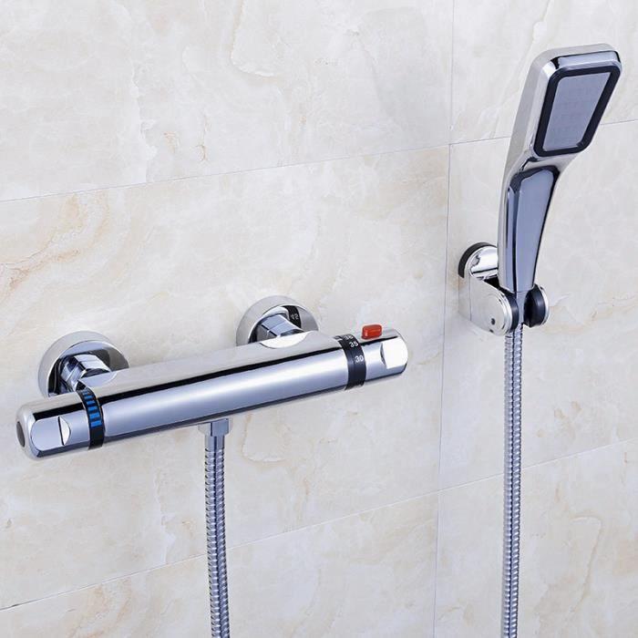 robinet de baignoire avec douchette douche pour salle de bain ... - Robinet De Baignoire Avec Douchette
