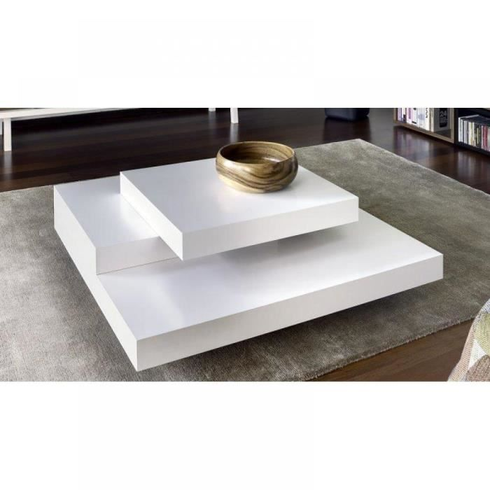 table basse blanche laque trendy table basse laquee blanc table salon table salon table basse. Black Bedroom Furniture Sets. Home Design Ideas