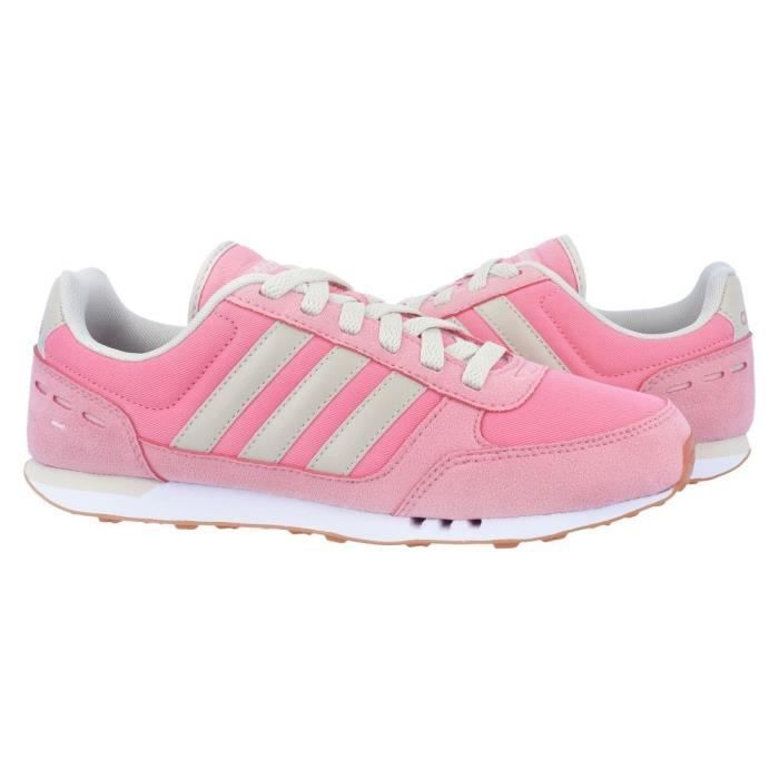 Chaussures Adidas Neo City Racer W