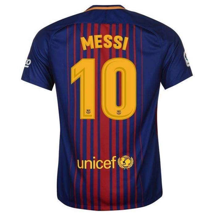 Maillot Domicile FC Barcelona 2018