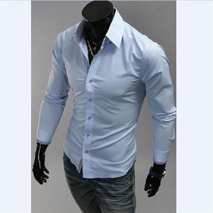 CHEMISIER - BLOUSE chemise homme nouvelle collection marque de luxe v 630b4d4d182